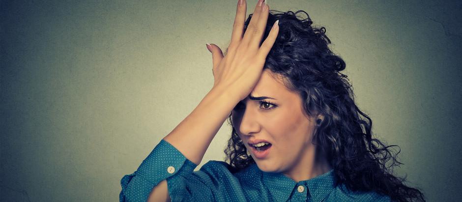 5 Symptoms of a Bad Decision-maker