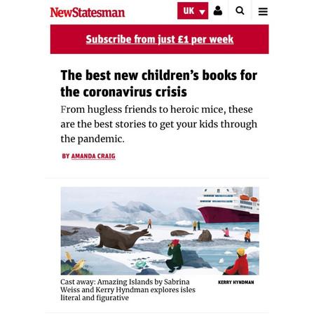 New Statesman Review by Amanda Craig, Ju