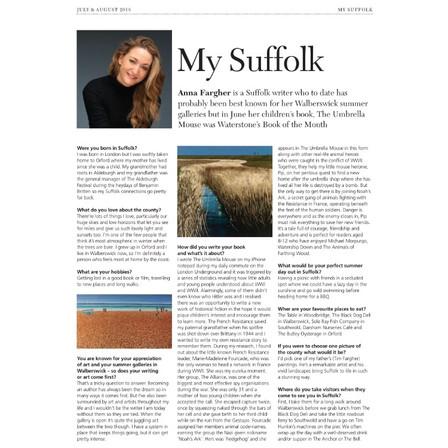 Essential Suffolk Magazine