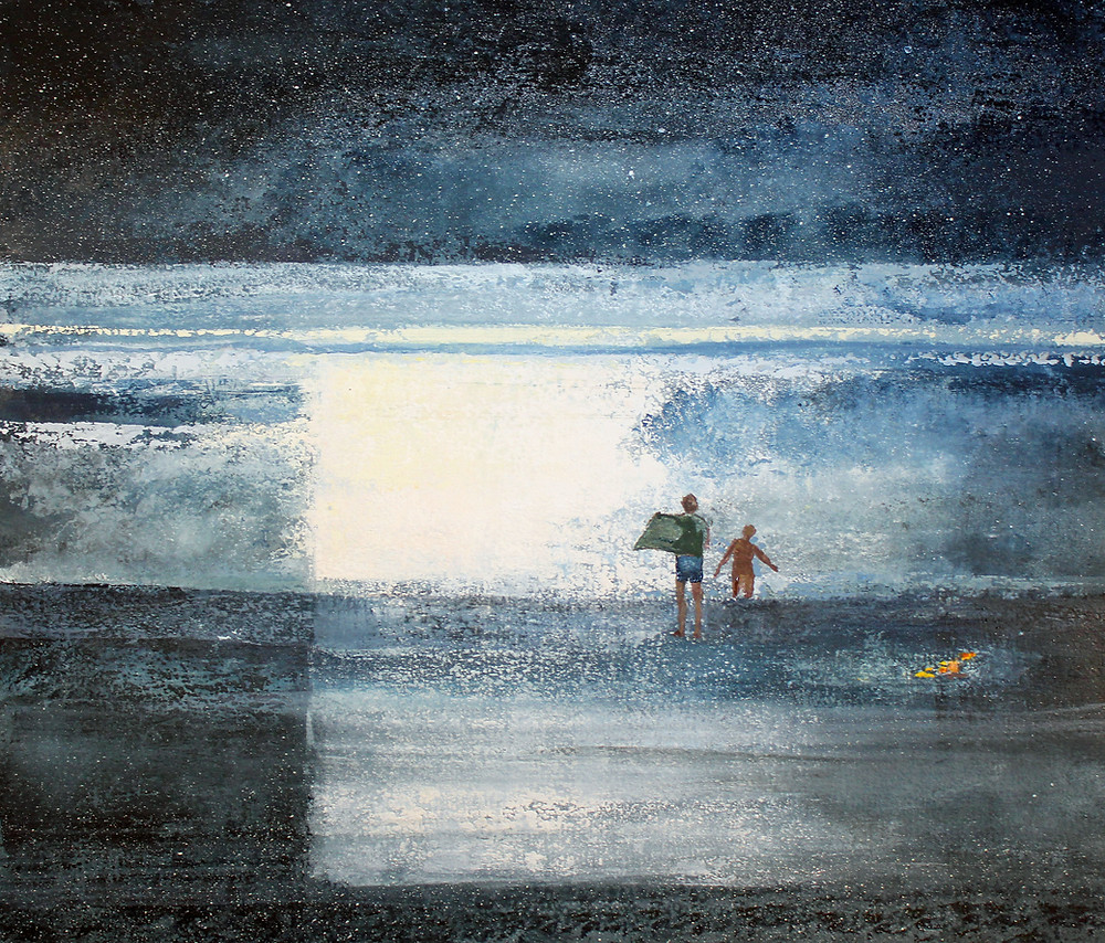 Tim Fargher, Nocturnal Swim