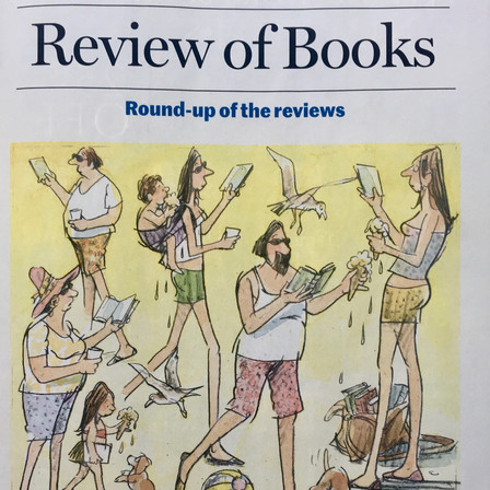 The Oldie, Review of Books