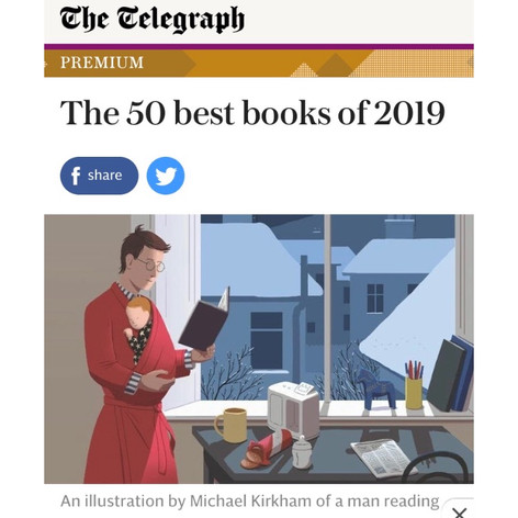 The Telegraph Best Books 2019
