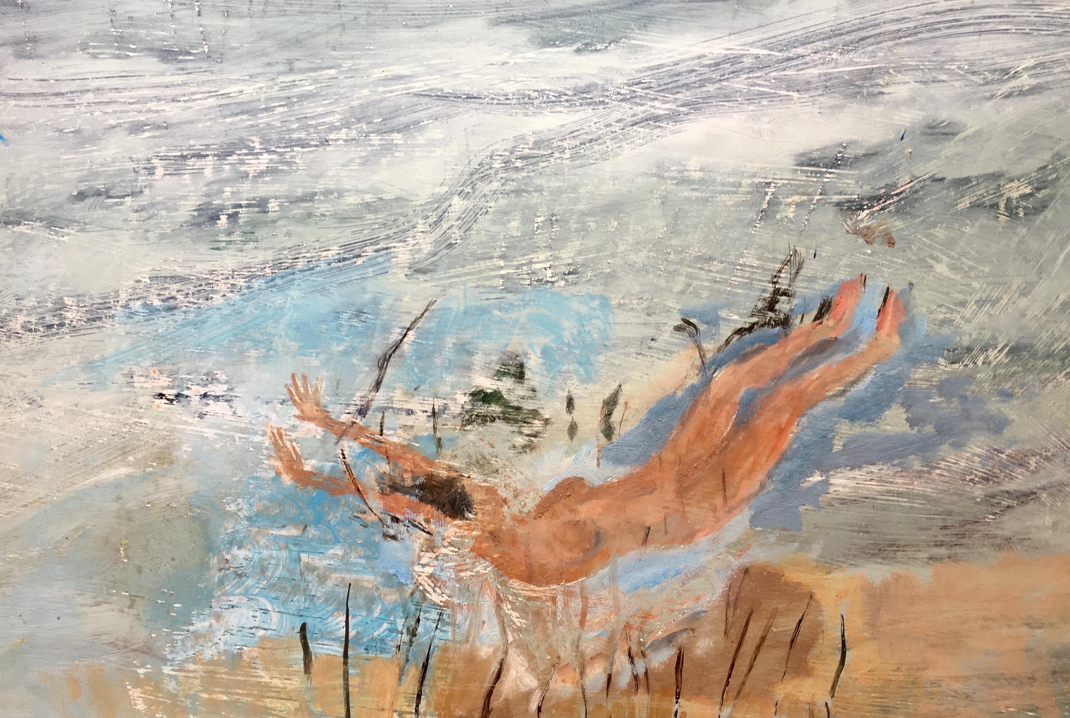 Napper River Swimmer
