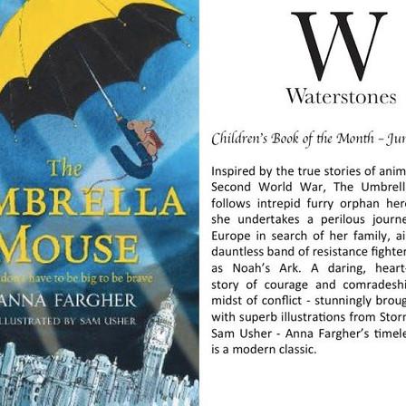 Waterstones Children's Book of the Month