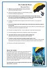 TUM Discussion Notes