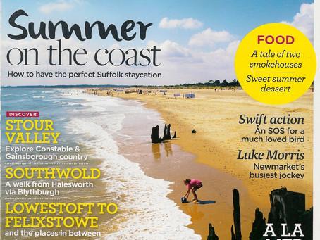 Seaview Summer Show 2017 Suffolk Magazine July 2017