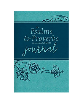 The Psalms and Proverbs journal image-01