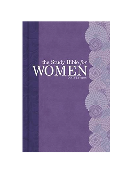 The NKJV Study Bible for Women B&H image