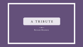 A Tribute to Richard Headrick