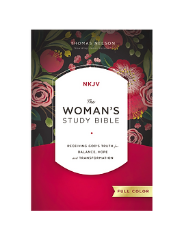 The Woman's Study Bible Thomas Nelson im