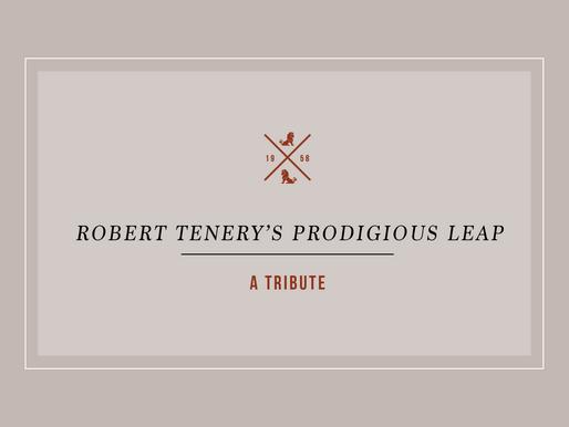 Robert Tenery's Prodigious Leap