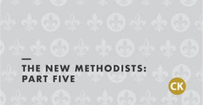 The New Methodists, Part Five