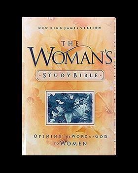 The NKJV Woman's Study Bible 1995 image-