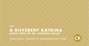 A Different Katrina
