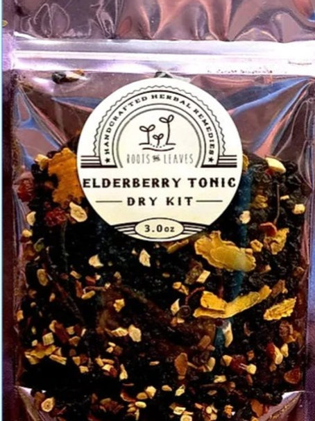 DIY - Elderberry Tonic Dry Kit