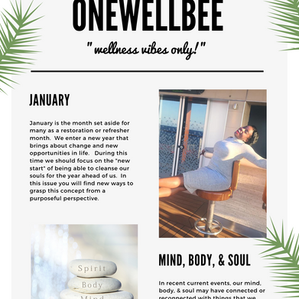 """Wellness Vibes Only!"""