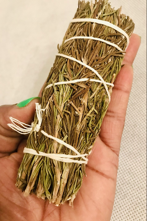 Rosemary Cleansing Wand
