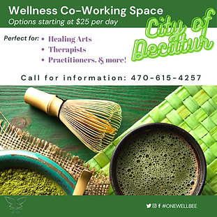co working flyerONE Wellness Boutique.pn