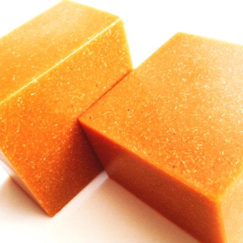 Pumpkin Soap (seasonal)