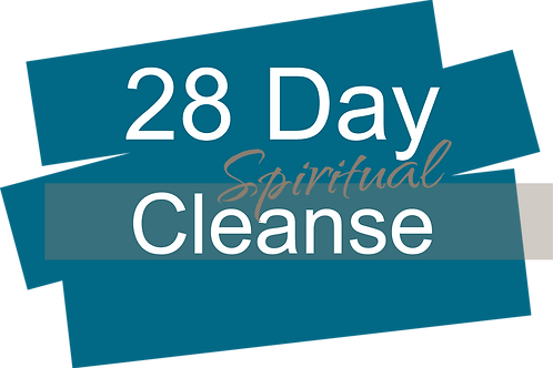 28-Day Spiritual Cleanse + Detox Journey
