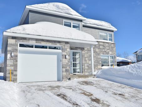 Maison neuve par Midalto, entrepreneur construction maison à Québec