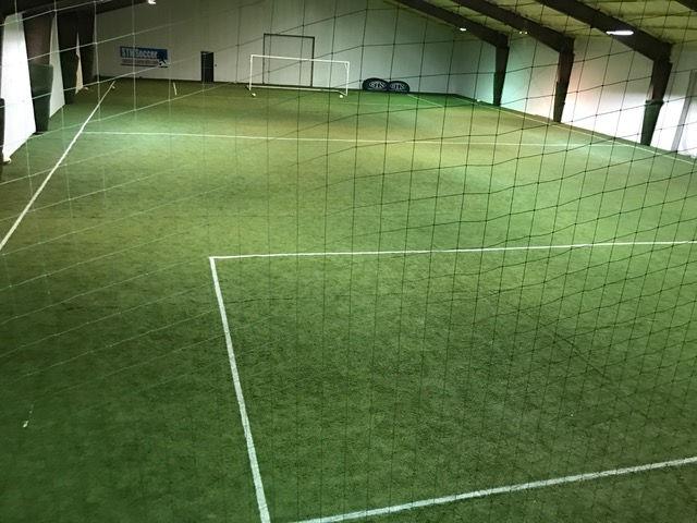 Soccer Turf & Building Rental