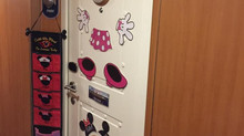 Door Decorating on Disney Cruise Line