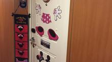 Door Decorating on Disney Cruise Line