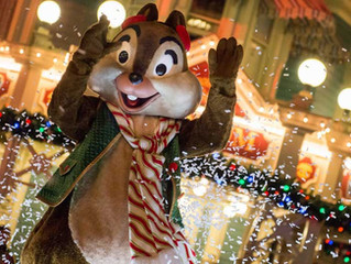 Visiting Walt Disney World Over the Holidays