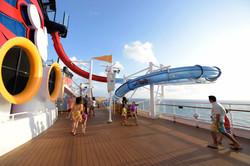 Disney Cruise Line slide.JPG