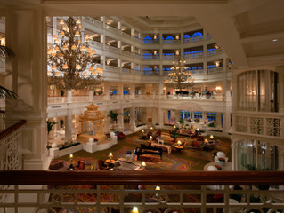 The Grandness of Disney's Grand Floridian Resort & Spa