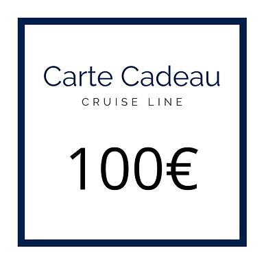 Carte Cadeau Cruise Line 100€