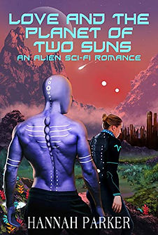 """""""Love and the Planet of Two Suns"""" audiobook"""