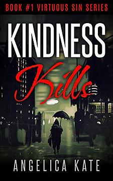 """Kindness Kills"" audiobook"
