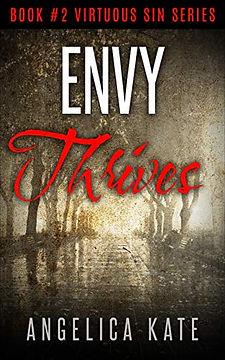 """Envy Thrives"" audiobook"