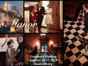 """The Manor"" opens TONIGHT"