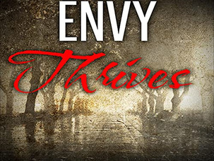 """""""Envy Thrives"""" Audiobook is now available on audible!"""