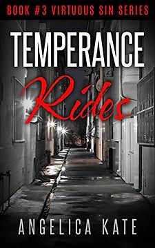 """""""Temperance Rides"""" audiobook"""
