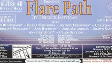 LA Times gives a glowing review of 'Flare Path'