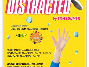 """Annalee stars as Mama in """"Distracted"""" at Hermosa Beach"""