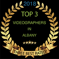 Angelcott Productions rated Top 3 videographer Albany, WA