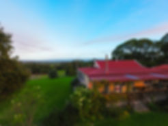 aerial photo real esate Denmark WA quaint cottage
