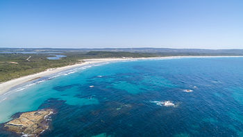 aeril photo drone of Parry Beach and  Inlet, Denmark WA.jpg