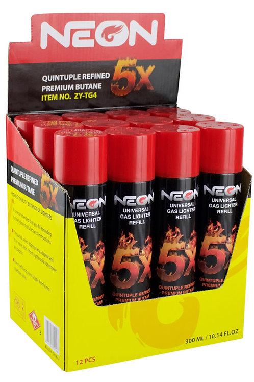 NEON Butane - 5x / 300ml