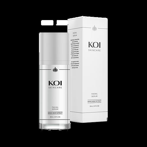 Koi Skincare | CBD Facial Serum