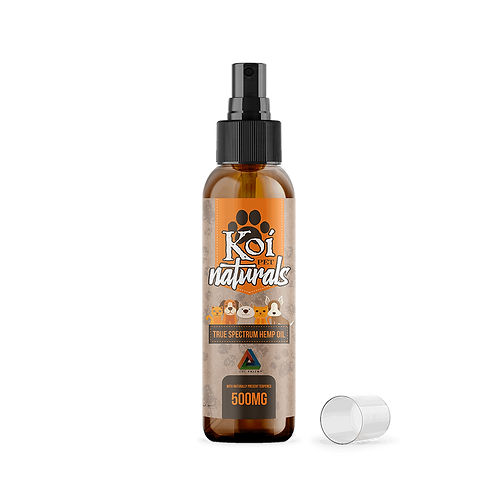 KOI Naturals Hemp Extract / CBD Pet Spray