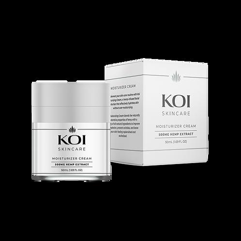 Koi Skincare | CBD Moisturizer Cream