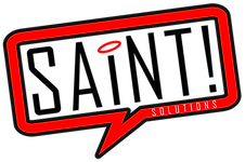 Saint Solutions Feb 2019 Logo Transparan