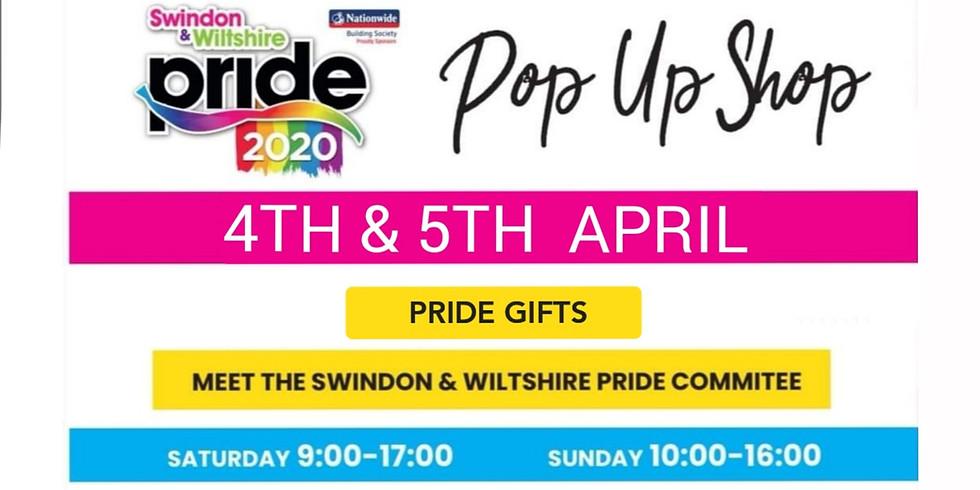 Pride POP UP SHOP