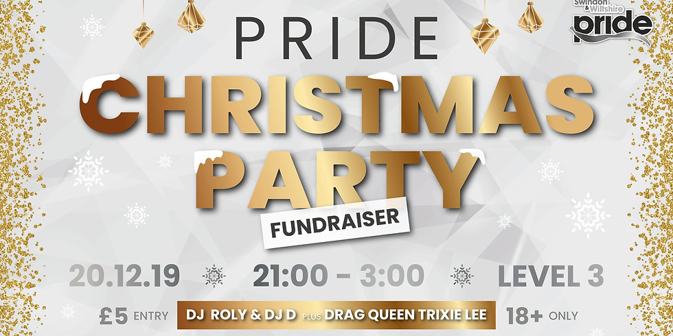 Pride Christmas Party